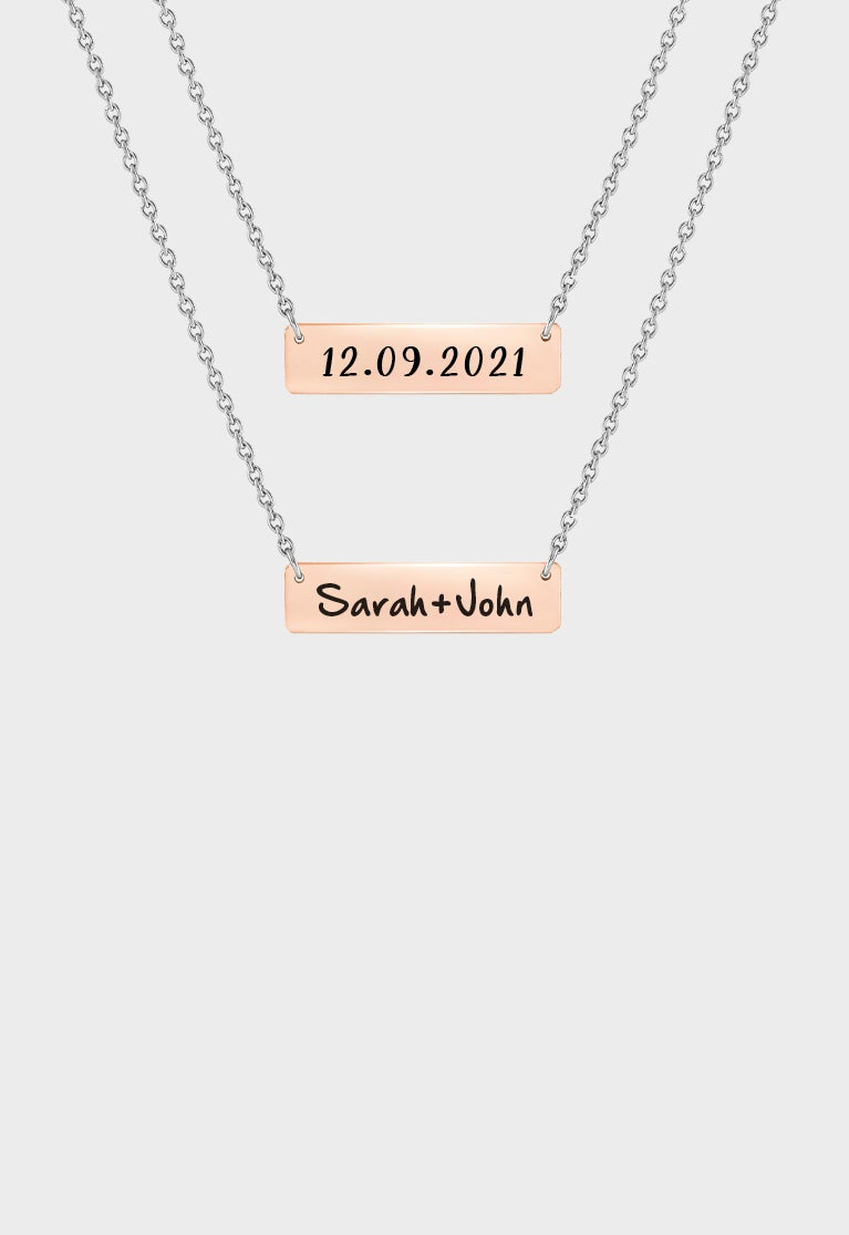 JEWELLERY FOR ENGRAVING