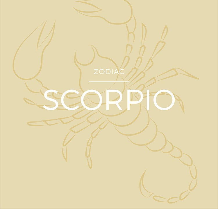 THE JEWELLERY FOR SCORPIO