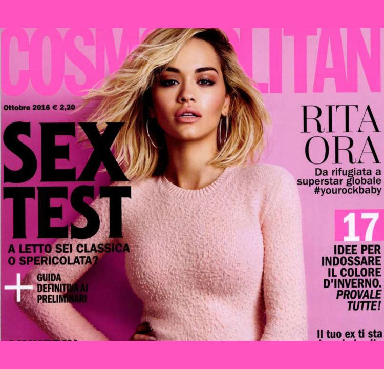 COSMOPOLITAN ITALIE – Collection Angel