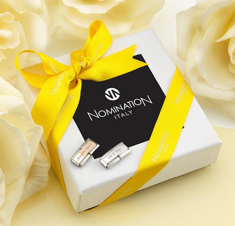 ¡Graba tu mensaje para hacerlo único con Nomination!