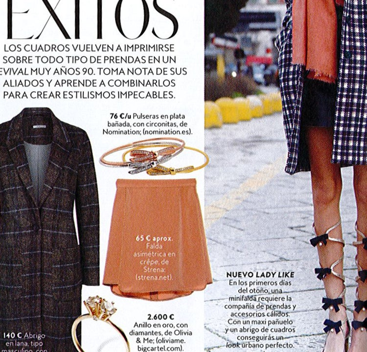 INSTYLE ESPAGNE – Collection MyCherie