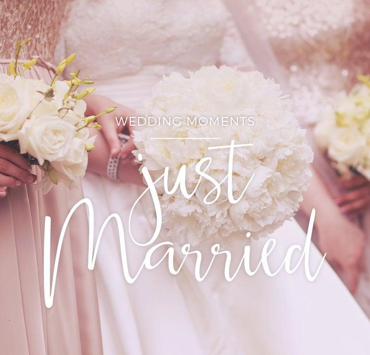 Les 4 étapes du mariage