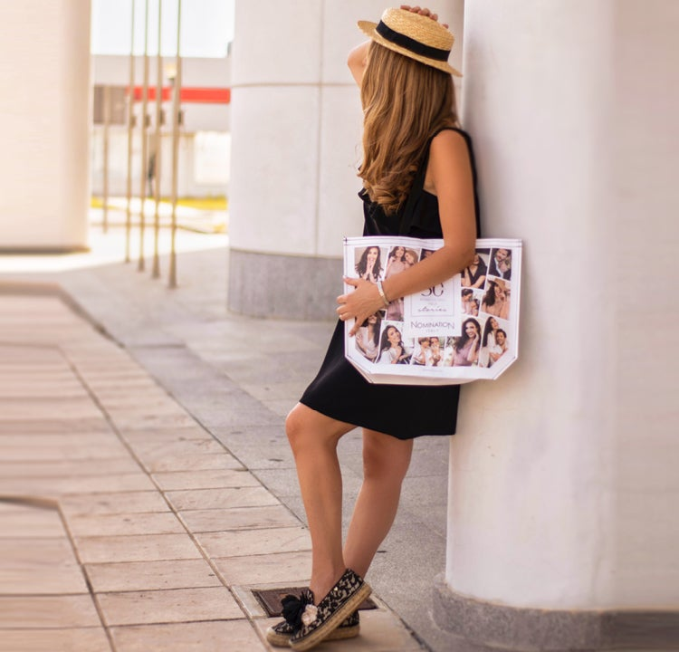 Unsere Blogger aus Spanien tragen Composable