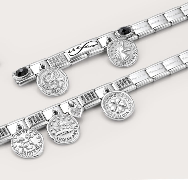 A lucky pendant or charm for a year full of wonderful surprises