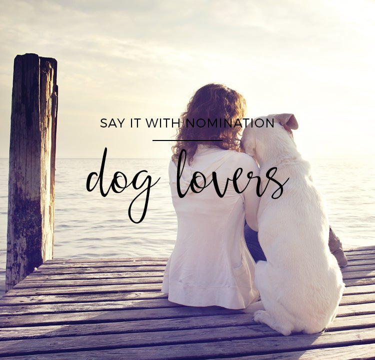 Dog lover: always bring your dog with you!