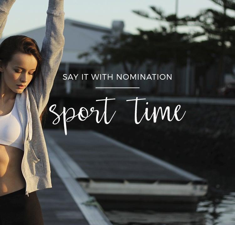 Welchen Sport machen Sie dieses Jahr? Wählen Sie Ihren Link!