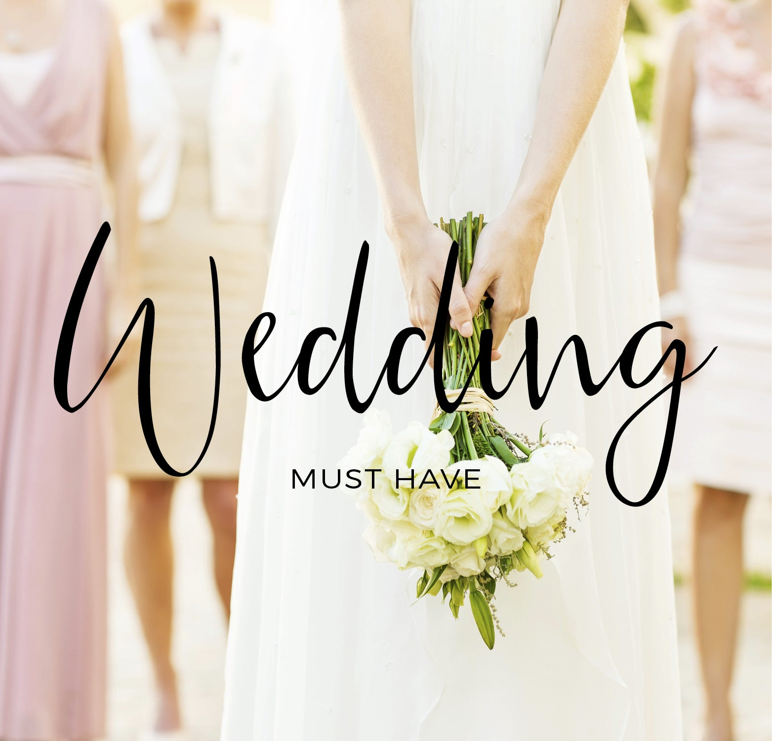 Invited to a Wedding? Maid-of-honor or Bridesmaid? Here are our tips!