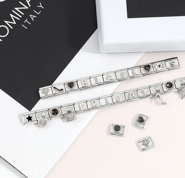 Nomination Black Friday: discounted jewellery and accessories