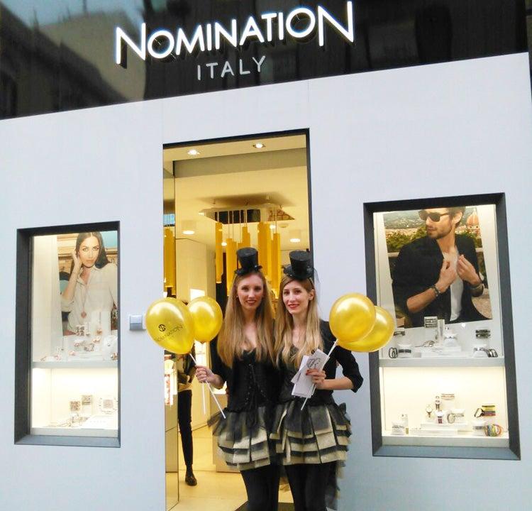 Nomination Experience in Bari