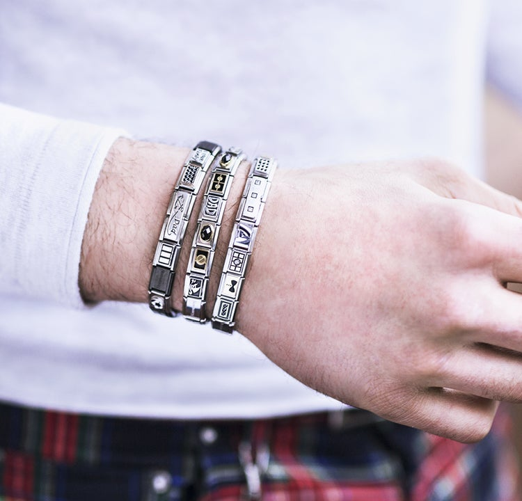 Men's Jewellery: how to choose the right bracelets for every outfit