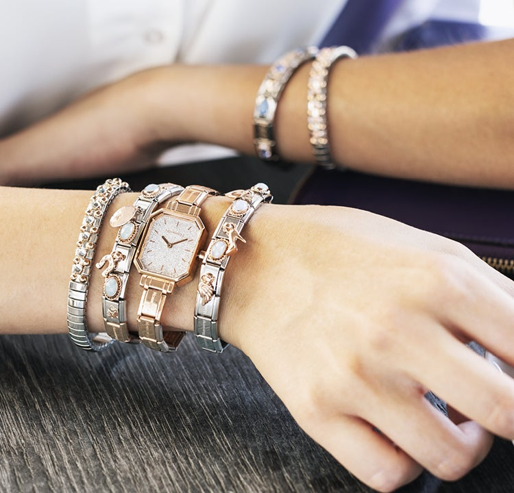 Rose gold: a glamorous and sophisticated trend to win over anyone