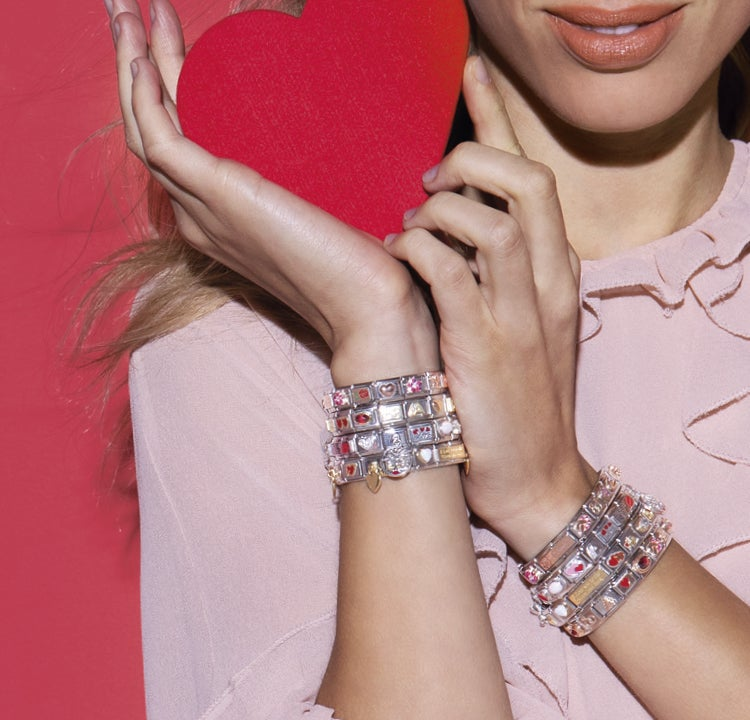 Valentine's Day: 5 Looks and the perfect jewelry to tie them together