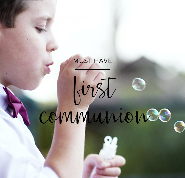 First Communion and Confirmation: bracelets for kids