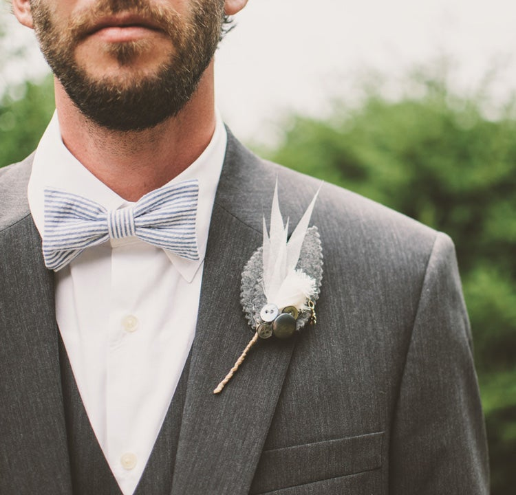 Men's cufflinks: choose the perfect pair for your wedding