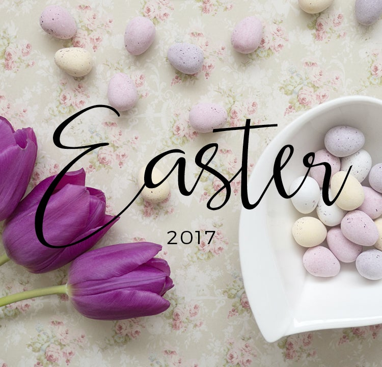 Best wishes for a special Easter: give jewellery