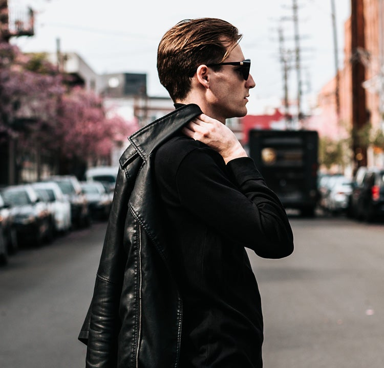 Men's jewellery: 2018 trends call for rock-chic