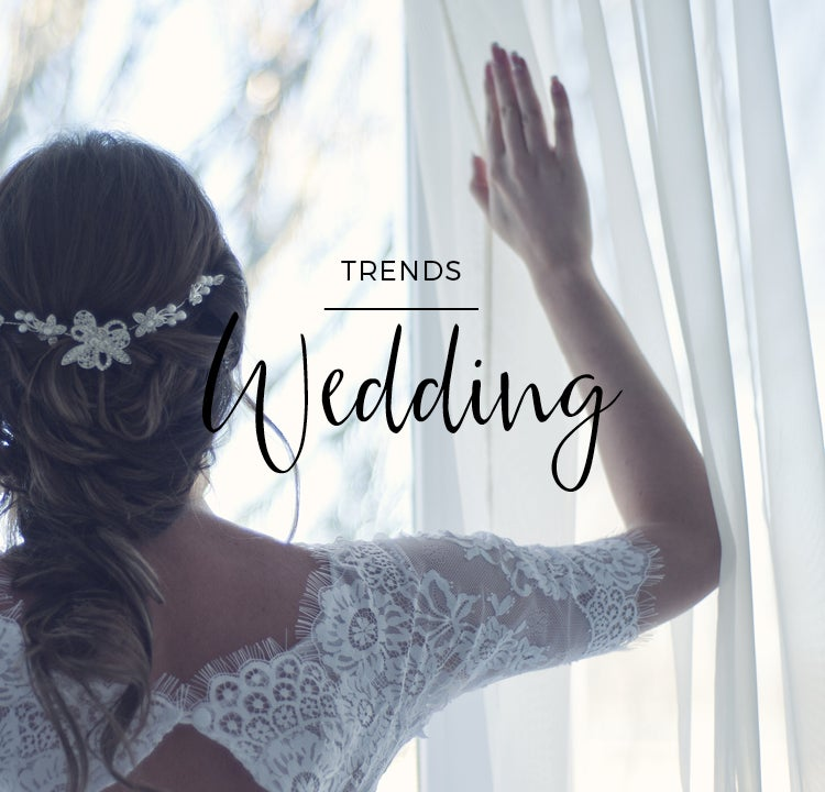Wedding: a guide for wedding jewellery