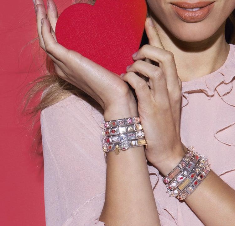 Saint-Valentin : 5 looks et bijoux parfaits à porter