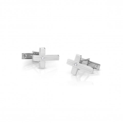 Cuff_Links_in_stainless_steel_and_Cross_Stainless_steel_cuff_links_for_special_occasions