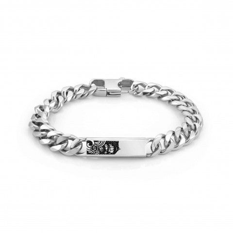 Instinct_Marina_Bracelet_Sailing_Ship_and_Waves_Stainless_steel_bracelet_with_details