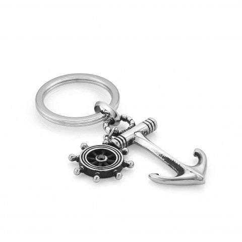 Instinct_Marina_Key_Ring_with_Anchor_Accessory_with_stainless_steel_symbols