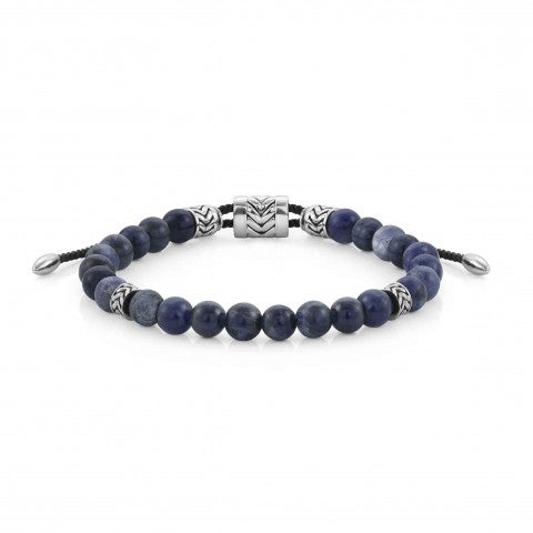 Instinct_Marina_Bracelet_with_Monocolour_stones_Cord_bracelet_with_stones