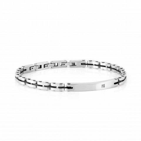 Bracelet_pour_homme_avec_plaque_longue_STRONG_Bracelet_en_Acier_avec_Pierre