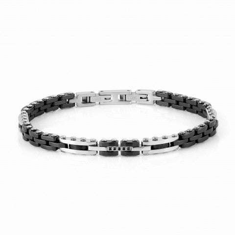 STRONG_Men's_bracelet_with_stones_Stainless_steel_Men's_bracelet_with_coloured_finish