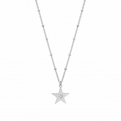 Magic_necklace,_Star_Steel_jewellery_with_a_symbol