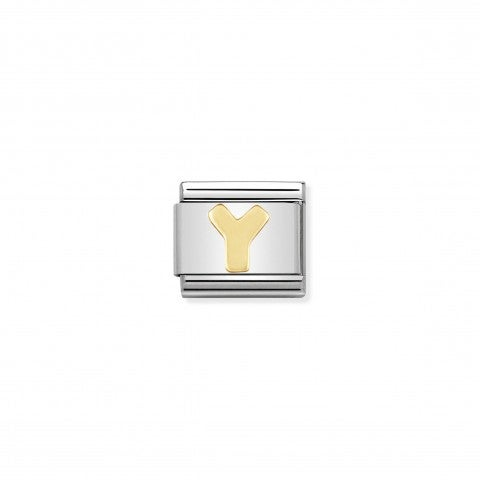 Composable_Classic_Link_Letter_Y_in_18K_Gold_18K_gold_Link_with_Letter_Y