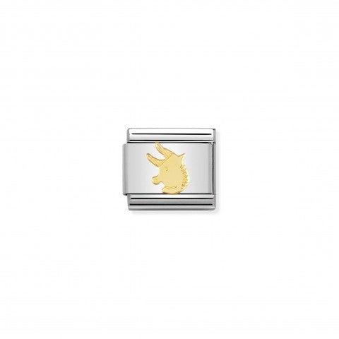 Link_Composable_Classic_in_Oro_Toro_Link_in_Oro_Simboli_Zodiaco
