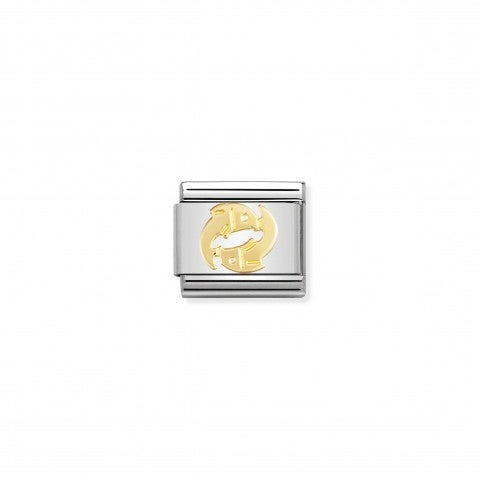 Composable_Classic_Link_Pisces_in_18K_Gold_Pisces_Link_in_stainless_steel_and_18K_gold