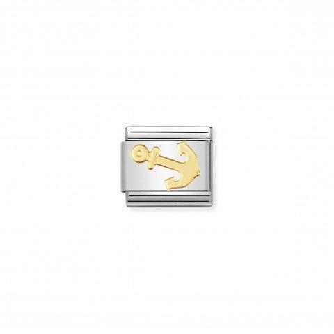 Link_Composable_Classic_in_Oro_Ancora_Nautica_Link_in_Oro_con_Simboli_Sport