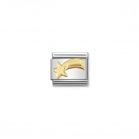 Composable_Classic_Link_Shooting_star_Link_in_18K_gold_with_Christmas_symbol