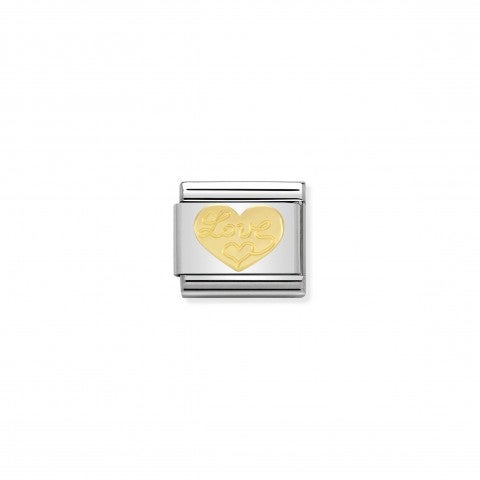 Composable_Classic_Link_Love_Heart_Link_in_18K_gold_with_Love_Heart