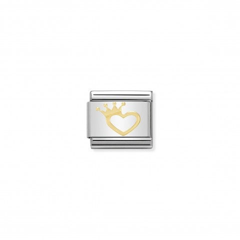 Composable_Classic_Link_Heart_with_Crown_Love_Link_in_18K_gold_with_Heart_with_crown