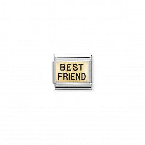 Composable_Classic_Link_BEST_FRIEND_Link_with_yellow_gold_and_text