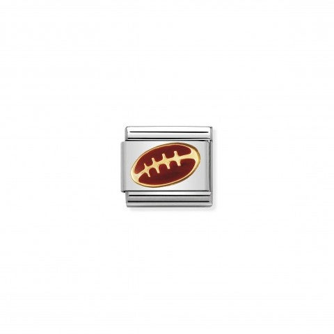 Composable_Classic_Link_with_Enamel_Football_Sports_symbols_Link_with_18K_gold_and_enamel