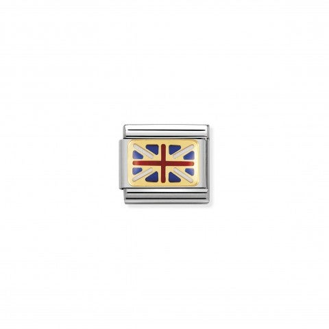 Composable_Classic_Link_Great_Britain_Flag_Union_Jack_Link_in_stainless_steel_and_gold