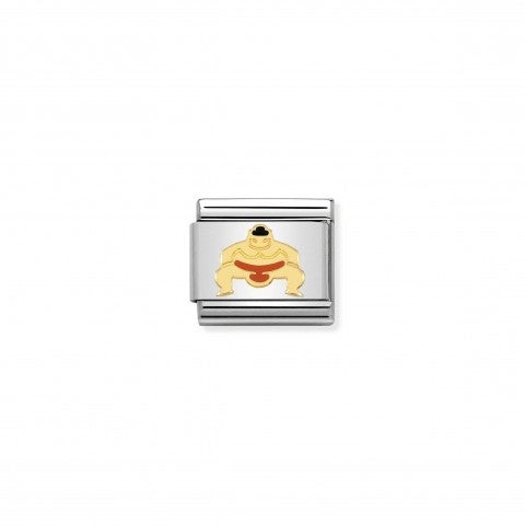 Composable_Classic_Sumo_Link_Link_with_sports_symbol_sport_in_stainless_steel_and_gold