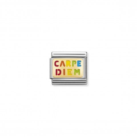 Composable_Classic_Link_Rainbow_CARPE_DIEM_Link_with_coloured_text