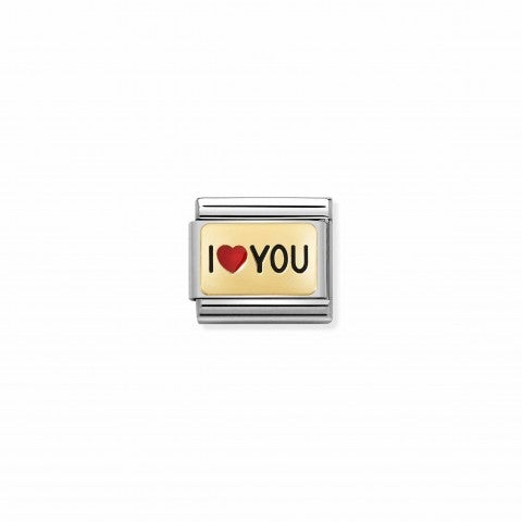 Composable_Classic_Link_I_Love_You_rotes_Herz_Link_mit_englischer_Schrift_I_Love_You_in_750er_Gold_und_Emaille