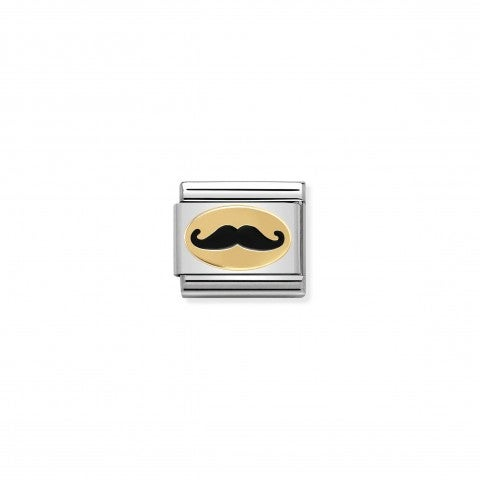 Composable_Classic_Link_Moustache_in_Enamel_Link_in_18K_gold_and_enamel_Moustache_symbol
