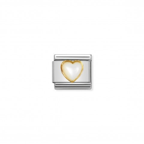 Composable_Classic_Link_Heart-shaped_white_Mother_of_Pearl_Link_in_18K_gold_and_white_mother_of_pearl_with_Heart