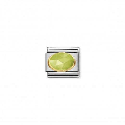 Link_Composable_Classic_Giada_verde_chiaro_in_Oro_Link_con_Pietra_Giada_in_Acciaio_e_Oro_750