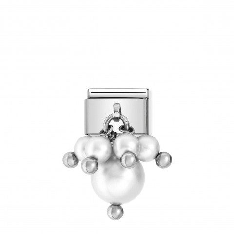 Composable_Classic_Link_white_Pearls_Stainless_Steel_Link_and_coloured_stones