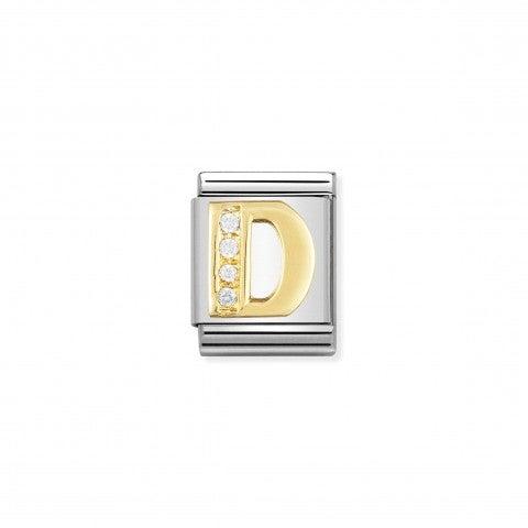 Link_Composable_Big_Lettera_D_in_Oro_con_Pietre_Link_Big_in_Oro_750_e_Cubic_Zirconia_con_lettera