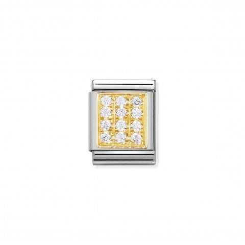 Link_Composable_Big_con_Pietre_bianche_Link_in_Oro_750_con_Cubic_Zirconia_bianchi