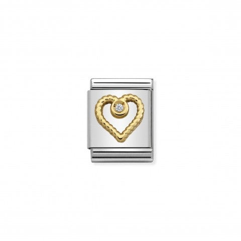 Composable_Big_Link_twist_Heart_Big_Link_in_18K_gold_and_stone_with_Heart_symbol