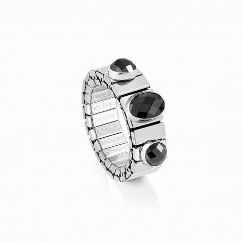 Extension_ring,_Steel_with_3_black_stones_Online_Exclusive,_Ring_Cubic_Zirconia,_black